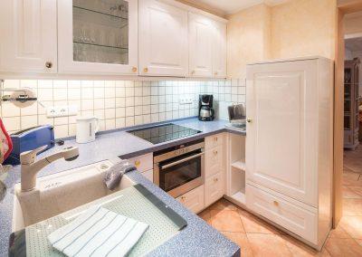 Ferienwohnung mit Küche in Oberstdorf