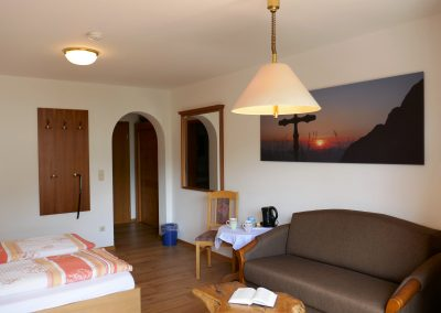 Hotel Sonnenheim Doppelzimmer Oberstdorf