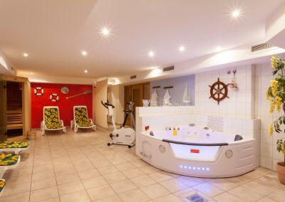 Wellnessbereich Hotel Sonnenheim Oberstdorf