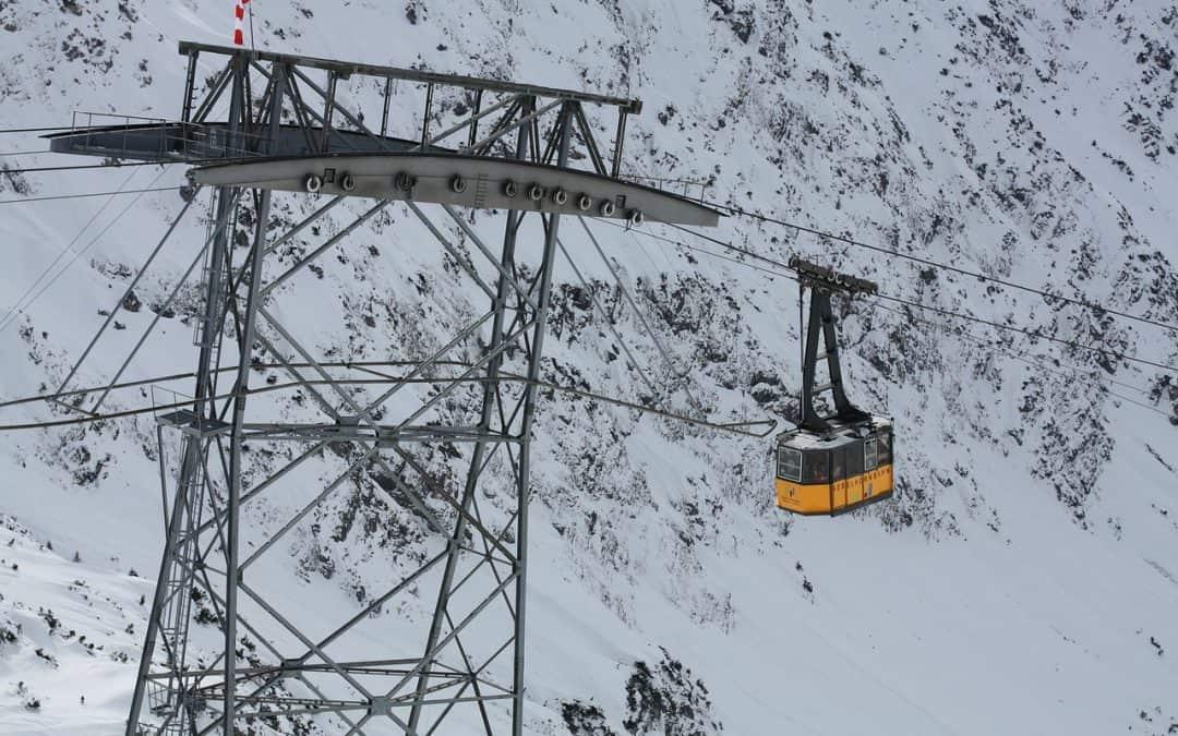 Öffnungszeiträume der Bergbahnen 2020