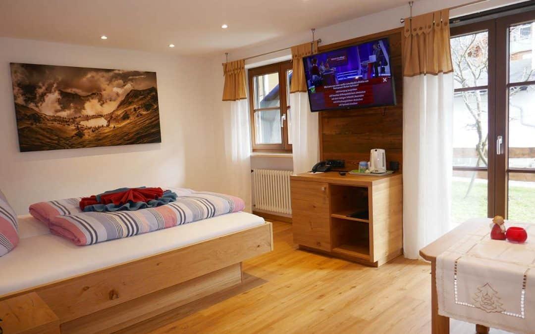 Hotel Sonnenheim Renovierungen