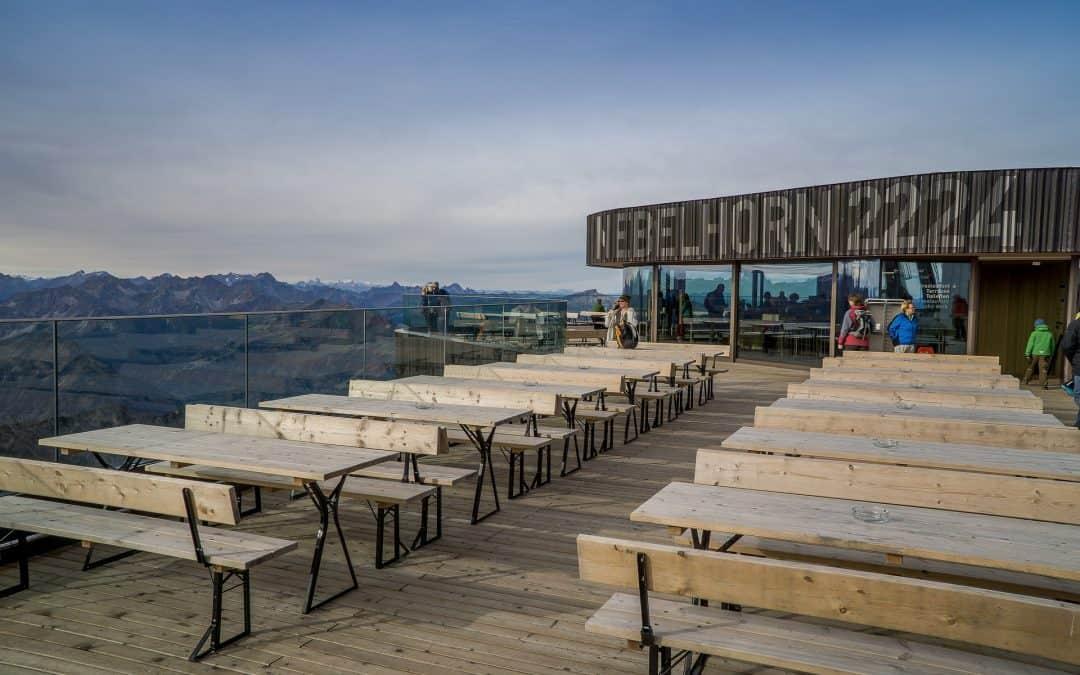 Übernachtung am Nebelhorn