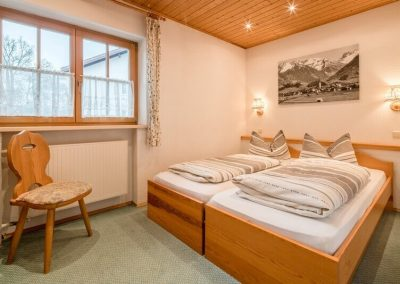 Sonnenheim Ferienwohnung Schlafzimmer