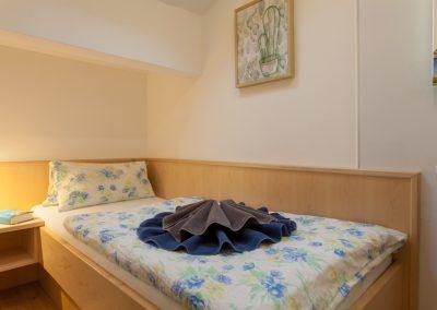 3 Raum Ferienwohnung Einzelbett Oberstdorf Sonnenheim