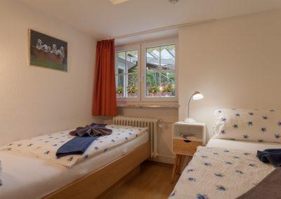Sonnenheim 4 Raum Fewo Schlafzimmer Oberstdorf