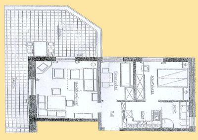 Plan Ferienwohnung Oberstdorf