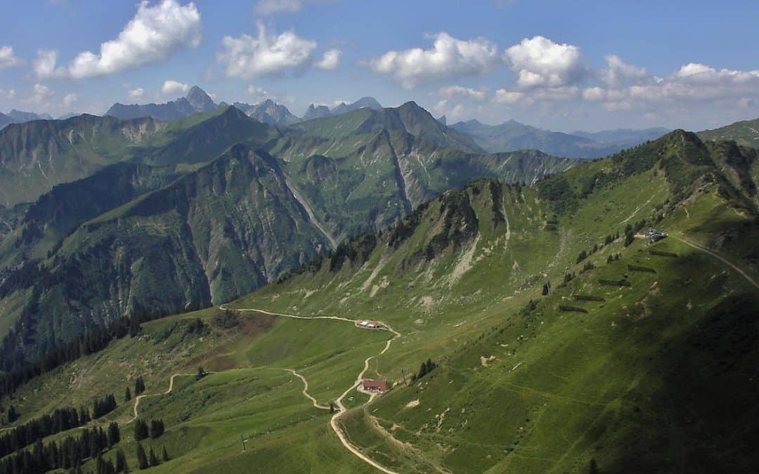 Wandern in Oberstdorf – was muss mit?