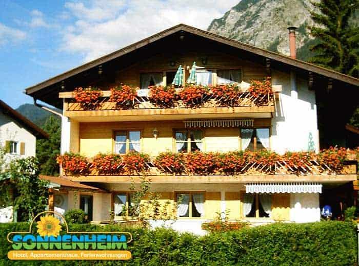 Ferienhotel von Familie King in Oberstdorf