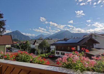 Ferienhotel Sonnenheim Doppelzimmer mit Balkon
