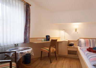 Sonnenheim Hotel Einzelzimmer ohne Balkon
