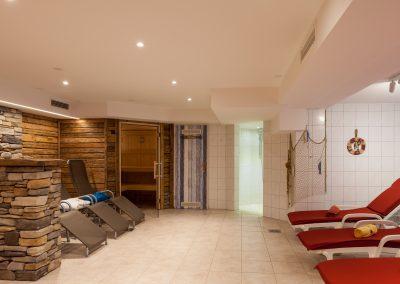 neuer Wellnessbereich Hotel und Ferienhotel Sonnenheim