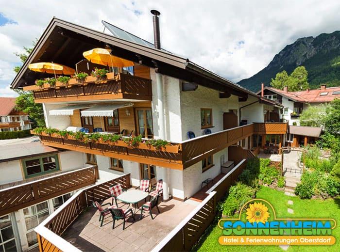 Ferienhotel Sonnenheim Oberstdorf