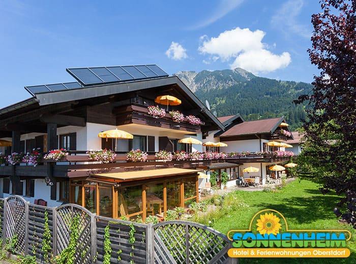 Hotel Sonnenheim Oberstdorf