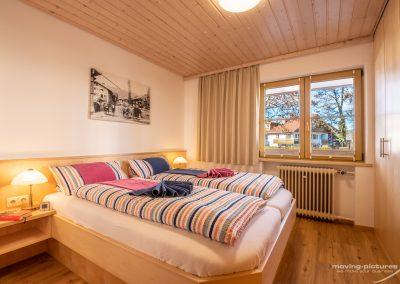Ferienhotel Sonnenheim 5 Raum Ferienwohnung Schlafzimmer