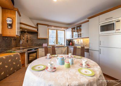 Ferienhotel Sonnenheim 5 Raum Ferienwohnung Küche