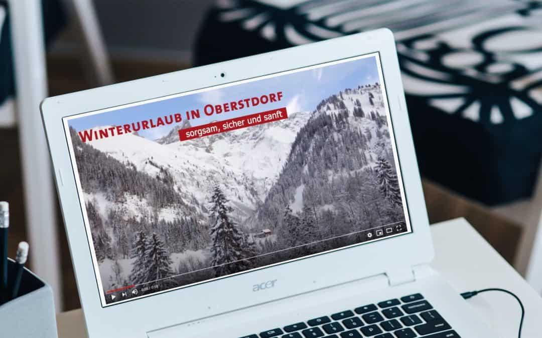 Sicherer Winterurlaub in Oberstdorf