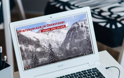 Video – Sicherer Winterurlaub in Oberstdorf